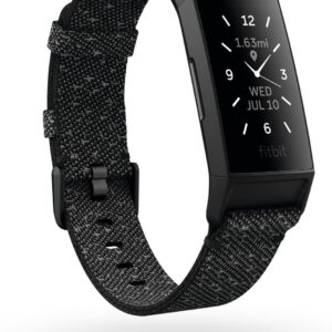 Fitbit Charge 4 - Special Edition - Activity tracker - Graniet (0811138038694)