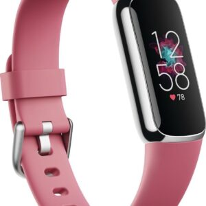 Fitbit Luxe - Activity Tracker dames - Orchidee (0810038855363)
