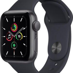 Apple Watch SE 2021 - Smartwatch - 40mm - Spacegrijs (0194252584408)